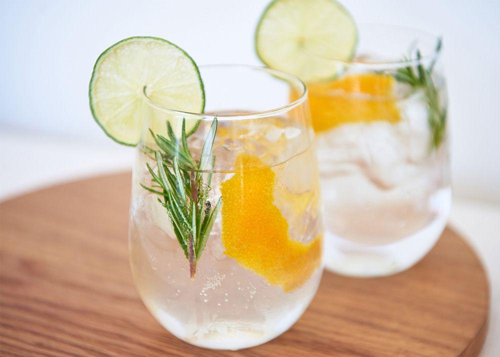 gin tonic rezept