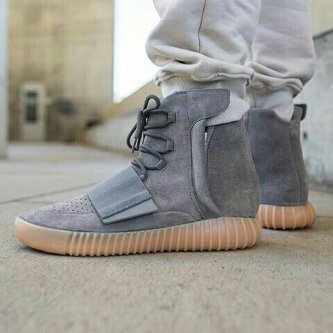 c720899a92d The adidas Yeezy Boost 750 releases this Saturday at retailers like   baitme. Check the on-foot photos and store list now on SneakerNews.com.
