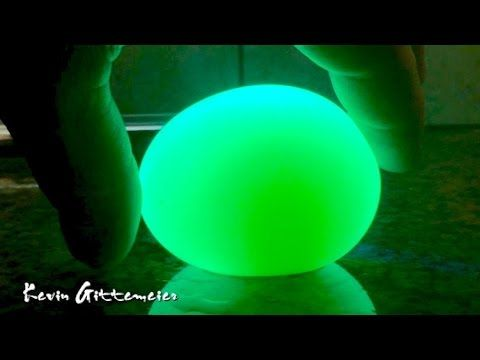 Glowing Vinegar Egg Experiment With Images Egg Experiments