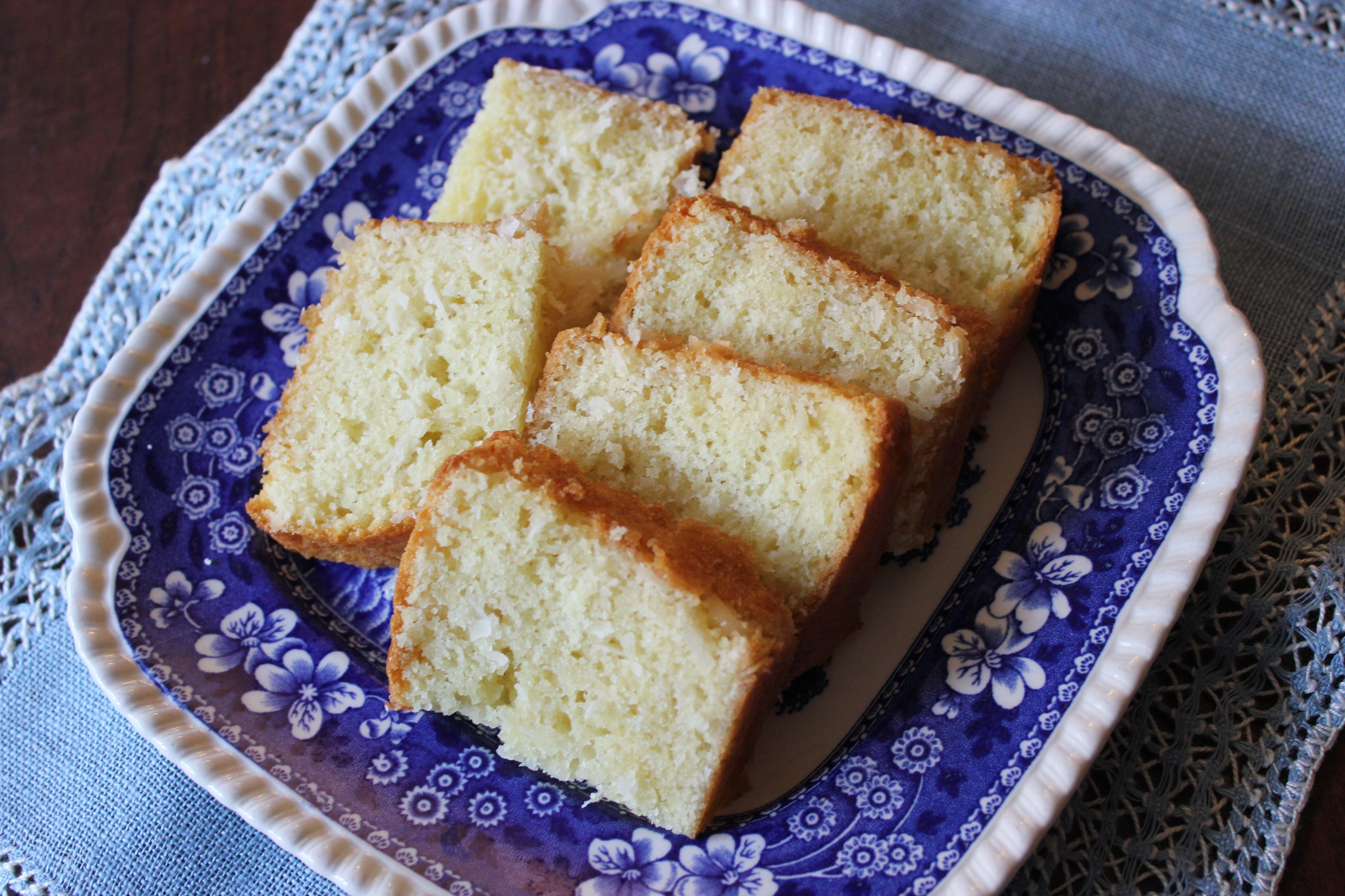 Emily Dickinson's Coconut Cake | Coconut cake, Baking, Cake