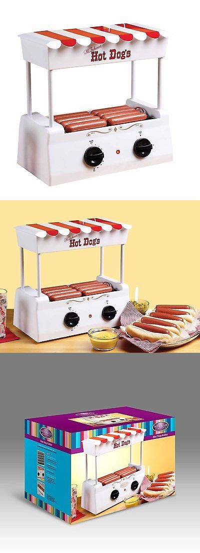 Old fashion hot dog roller 80