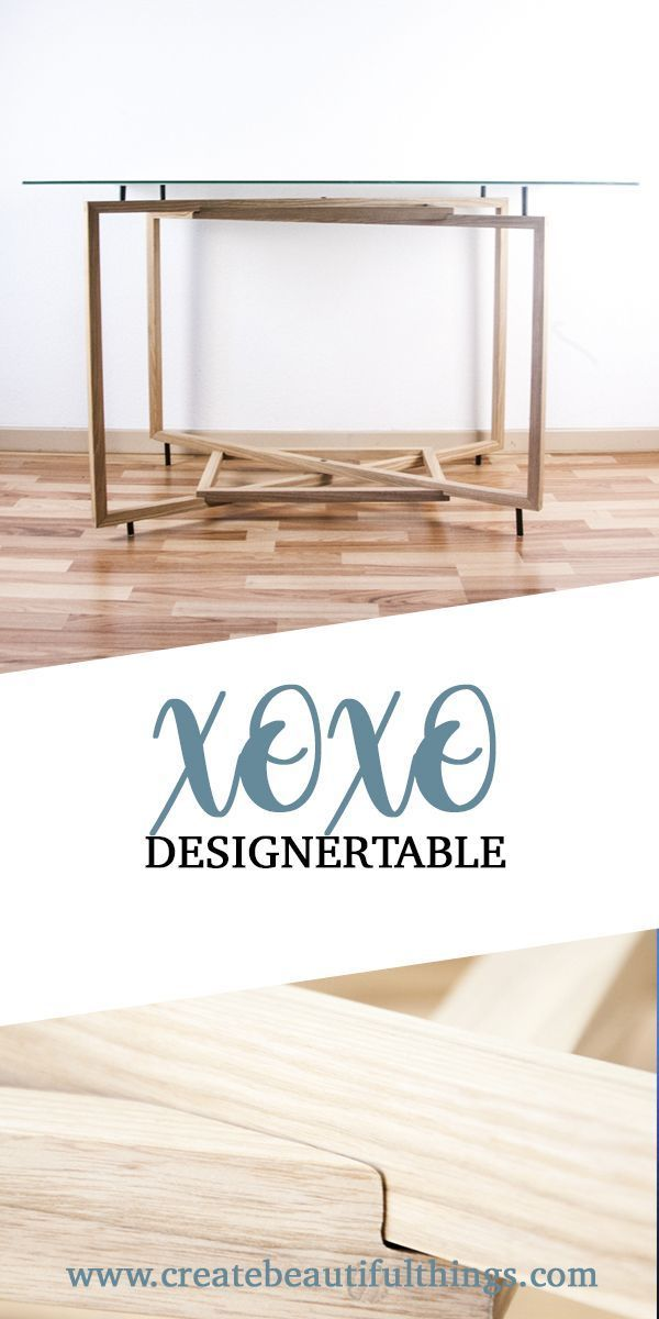 XOXO - Urban Design Folding Table