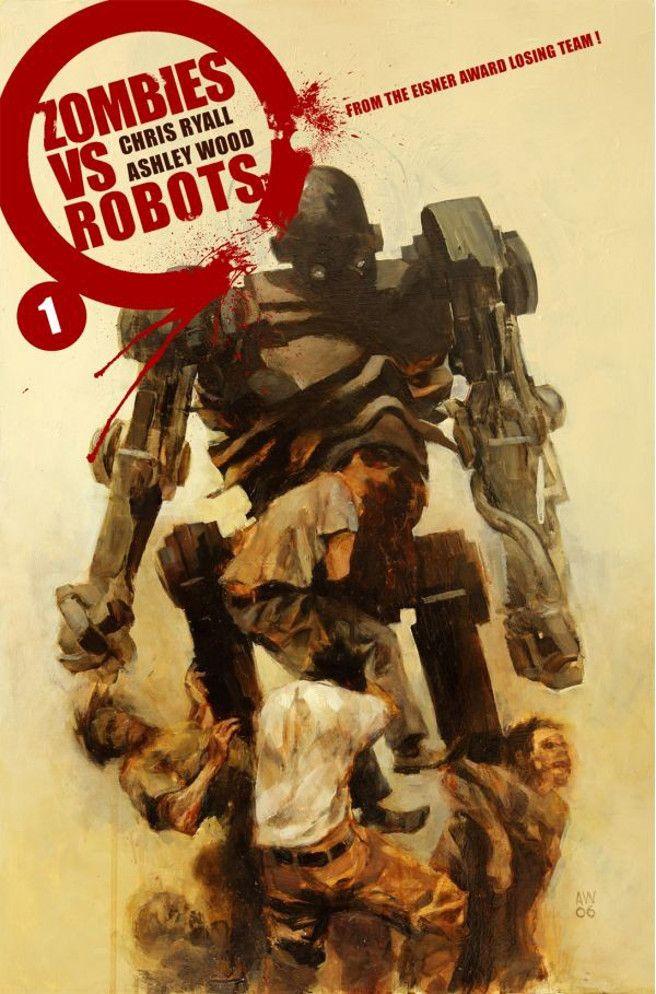 Ashley Wood, World War Robot