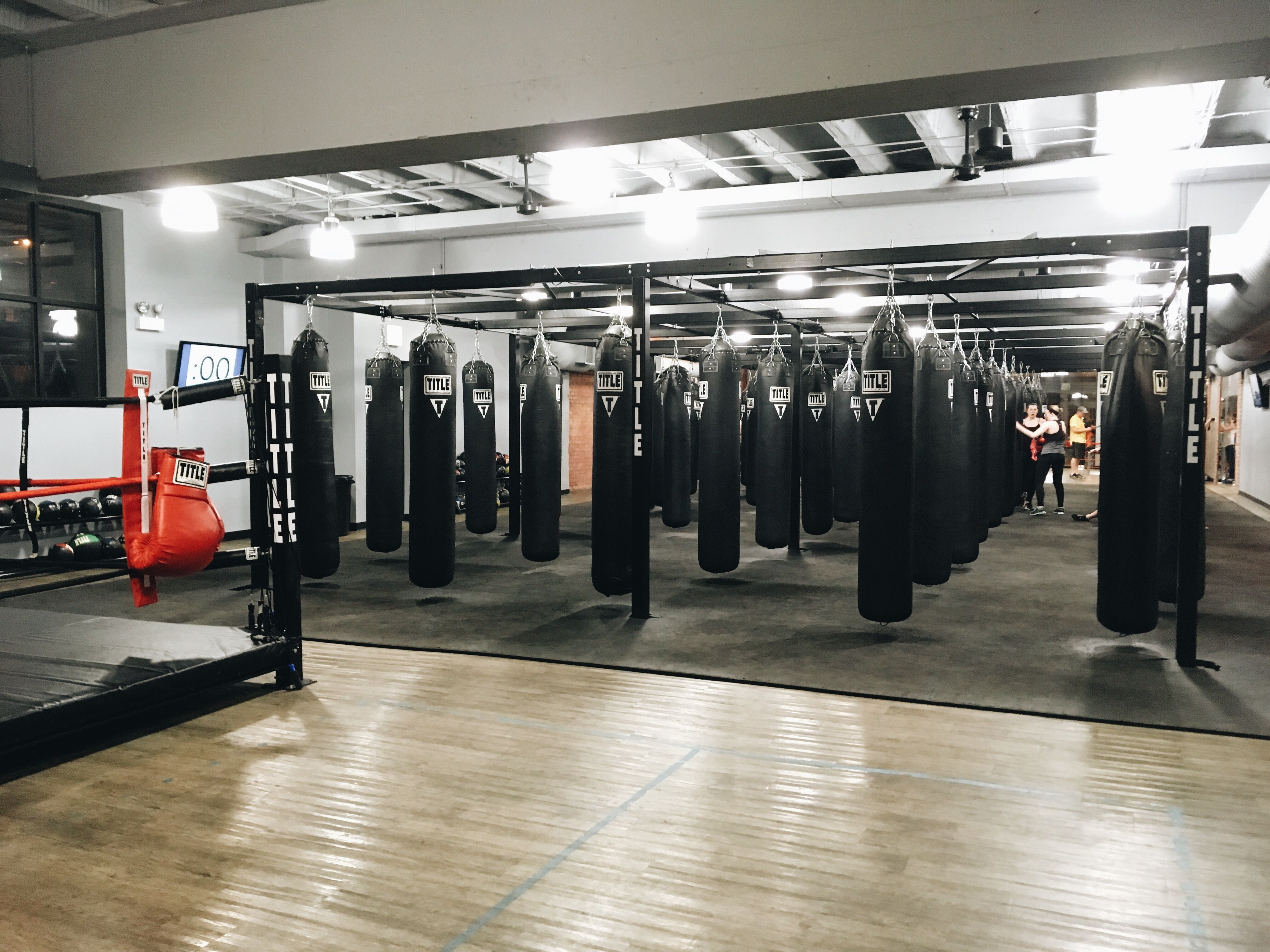 Chicago workout review title boxing club boxing club