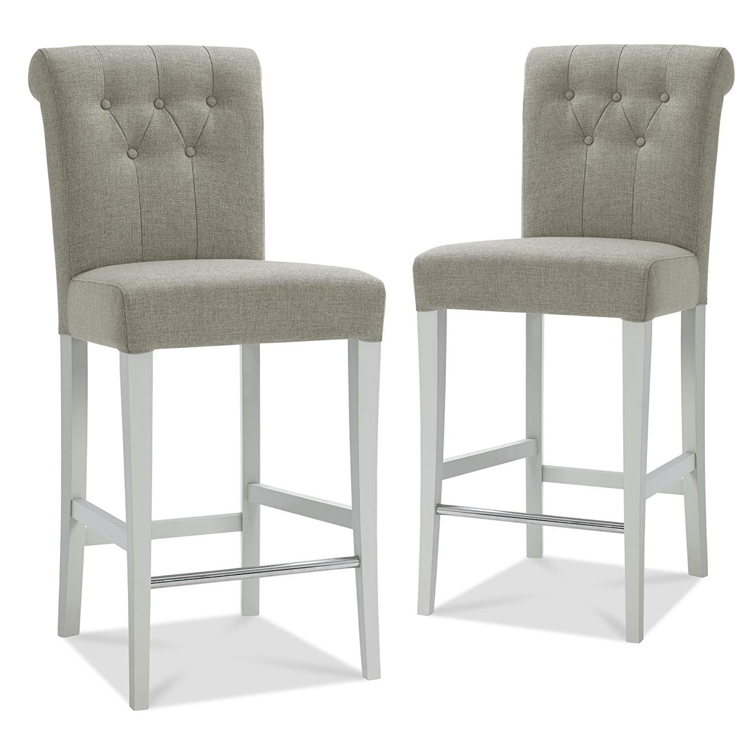 16++ White counter height stools with backs ideas