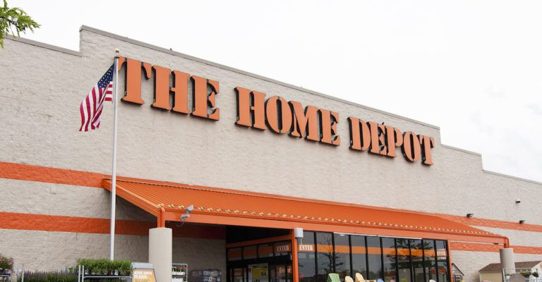 home depot broomall closed