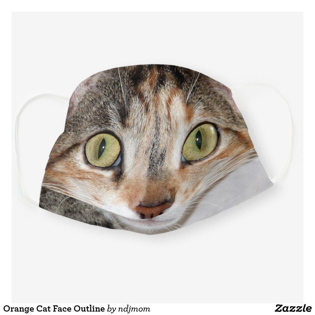 Epingle Sur Cat Face Mask