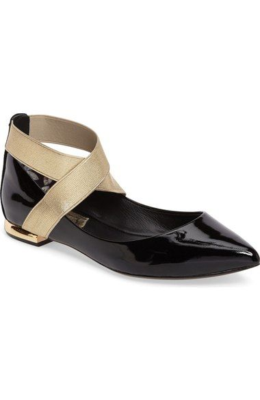 Ted Baker Womens Mary Jane Flat