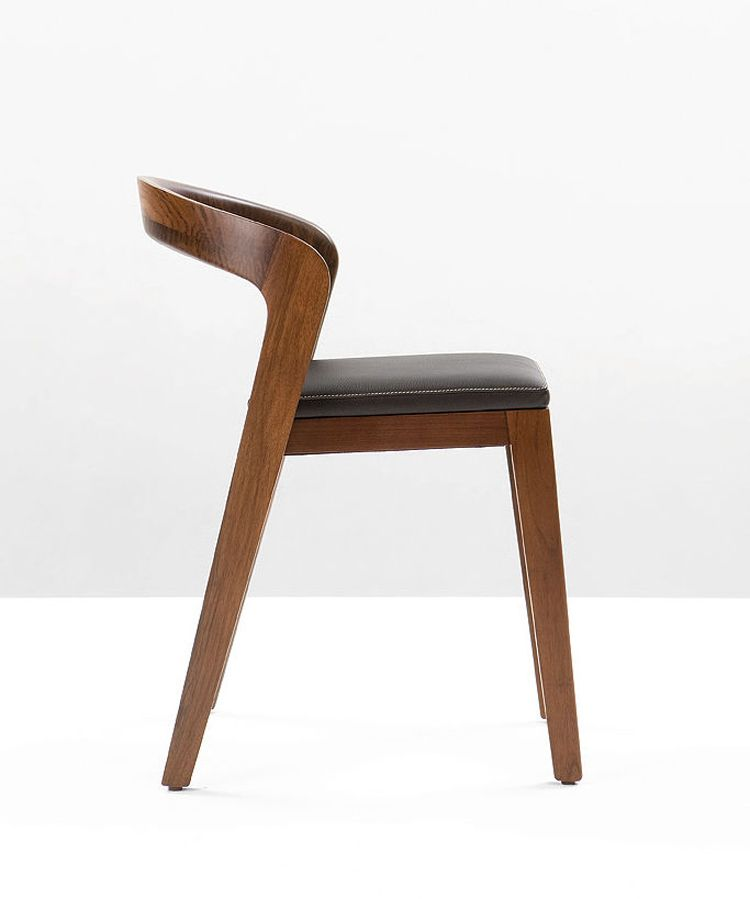 Nordic Ash Wood Dining Chair Dining Chair Minimalist Designer Furniture  IKEA Caf Restaurant Seats