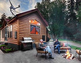 Amazing Lodge Cabins With Great Mtn. Feel Along The Snake RiverVacation Rental In Jackson  Hole From