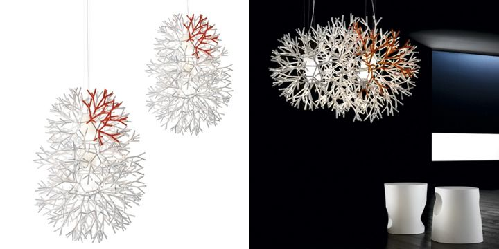 Coral Lamp By Pallucco » Retail Design Blog