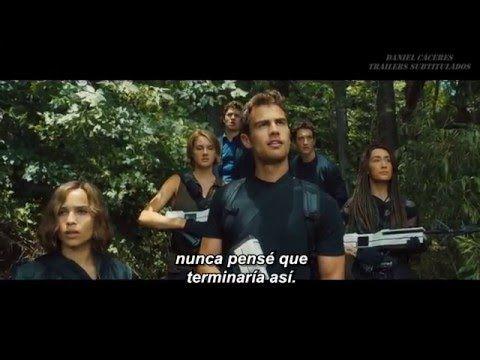 La Saga Divergente Leal Trailer 2 Subtitulado Al Espanol Hd Divergent Series Allegiant Divergent