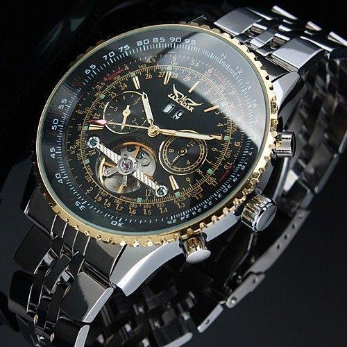 shipping 2013 new skeleton stainless steel gold wrist watch shipping 2013 new skeleton stainless steel gold wrist watch men luxury brand military watch men jpg 500×500 fot watch