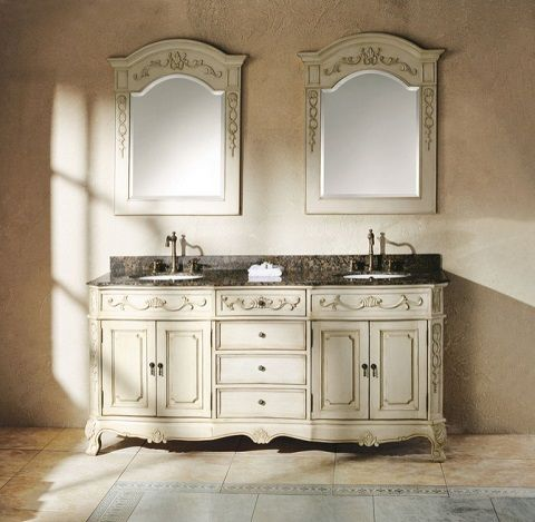 White Bathroom Vanities That Work For Any Style Bathroom White