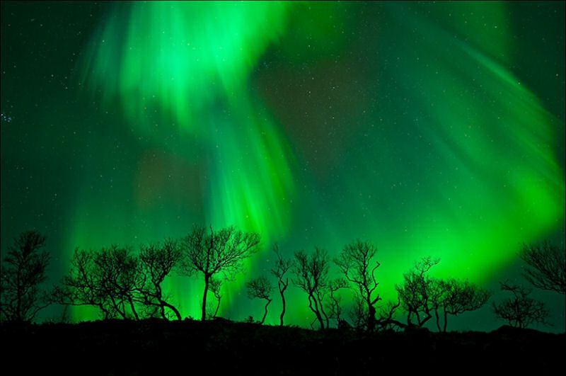 want to see the northern lights