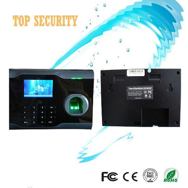 WIFI communication biometric fingerprint time attendance