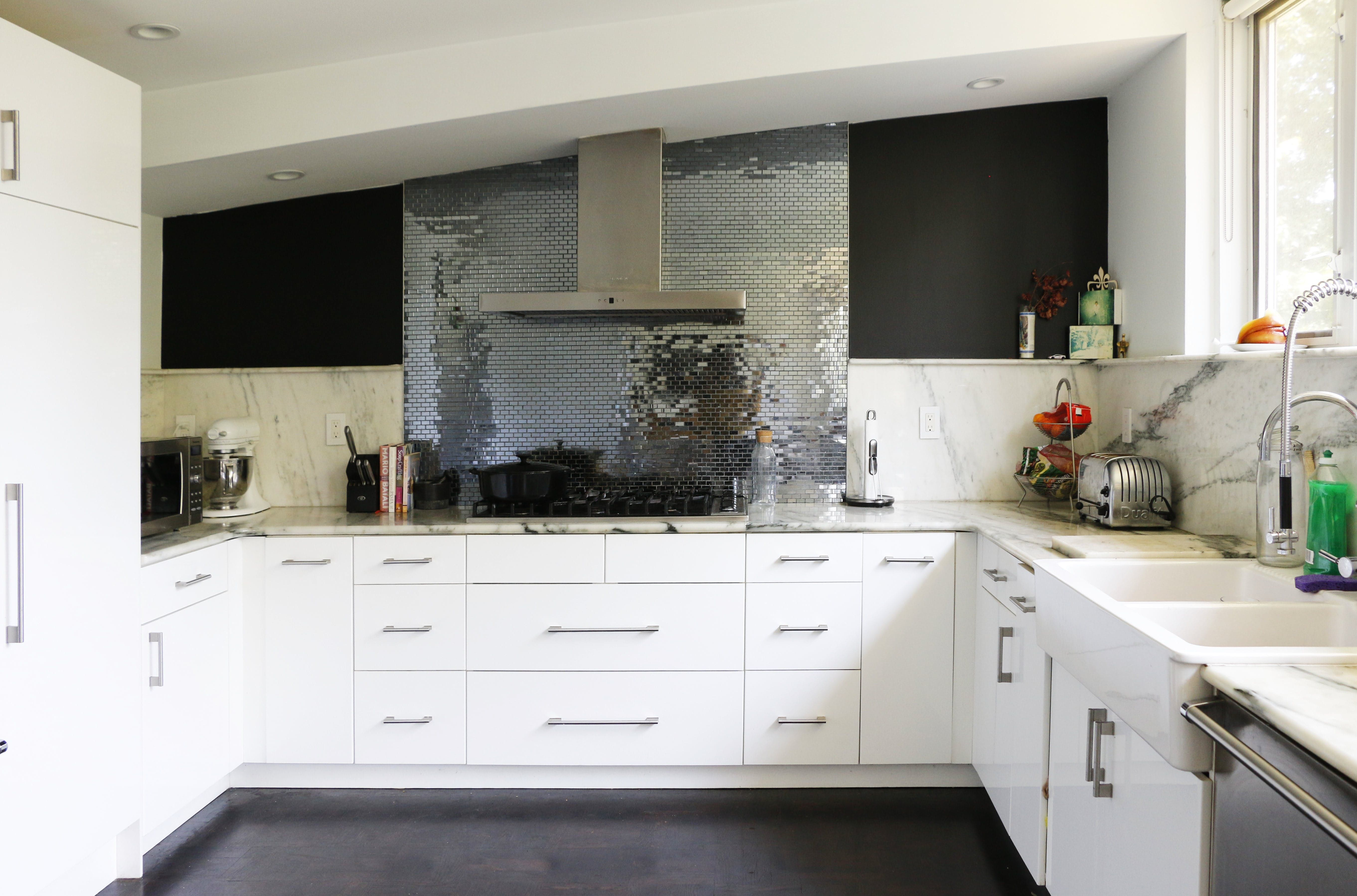 House Tour: Neffi's Contemporary Minimalism with a Twist   The o ...
