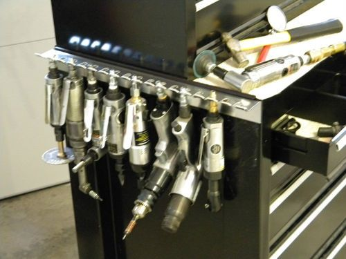 Snap On Tools Air Tools Ez Organizer Shop Garage Wrenches