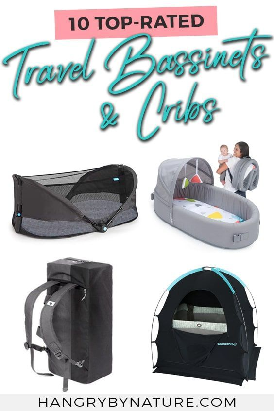 10 BEST Portable Baby Beds for Travel Under $100 (2019 ...