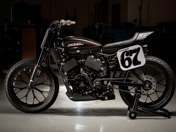 Harley-Davidson XG 750R (Foto: Divulgação)