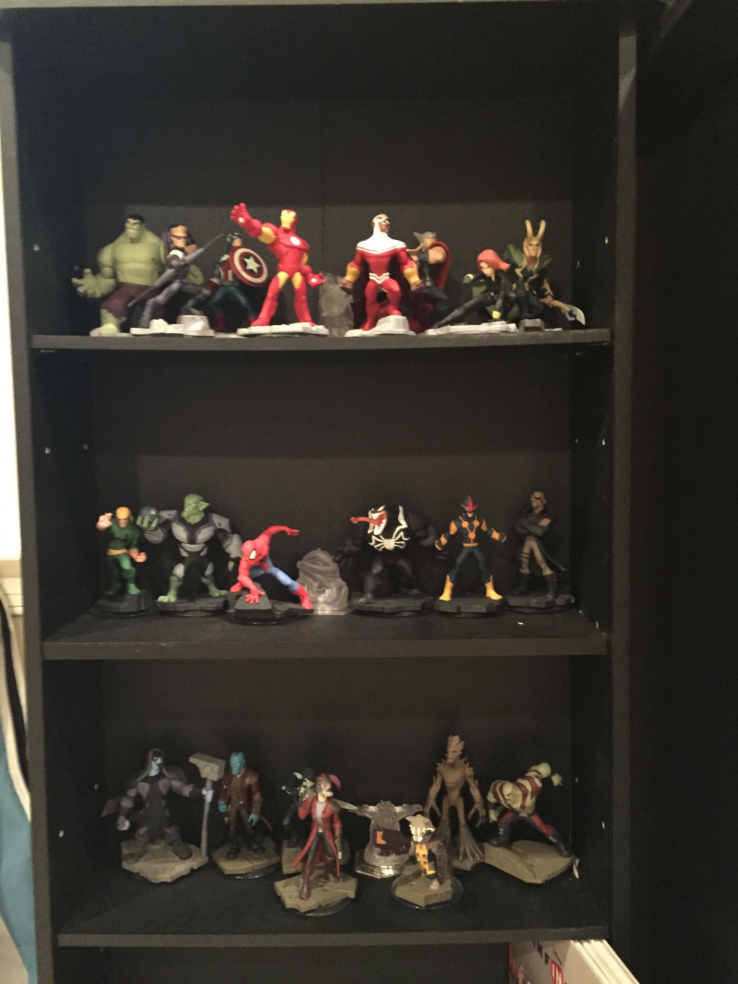 Disney Infinity   Character Rooms