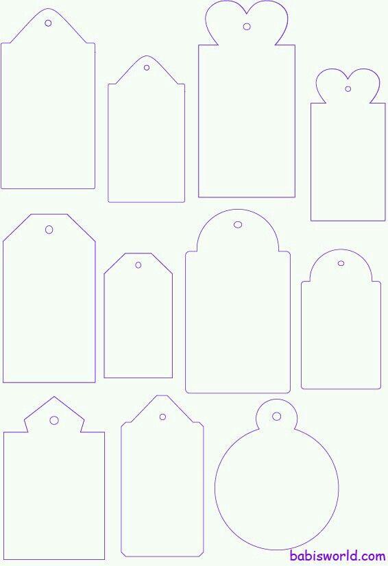 Modelos De Tags Diy Tags Imprimir Sobres Etiquetas Para Imprimir