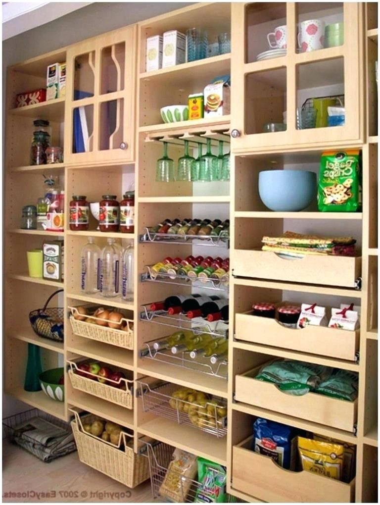 New Pantry Shelf Height For Pantry Shelf Depth Distance Between Floating Shelv Small Apartment Storage Organizing Kitchen Cabinets Food Inside Kitchen Cabinets