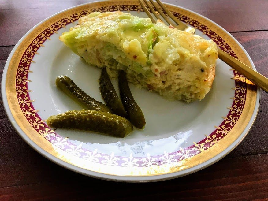We've finally given in. In our Everything Czech group on Facebook, we often have call for low carb or keto versions of popular Czech dishes. Let's face it – the best part about Czech food is the carbs and the fat! But while thinking of what to do with some leftover cabbage this morning, I...READ MORE    The satisfying effects of different foods are related when you choose to eat them during the day. If you consume foods that have satisfying effects ... #Czech #Facebook #finally #group #Wev #czechfood
