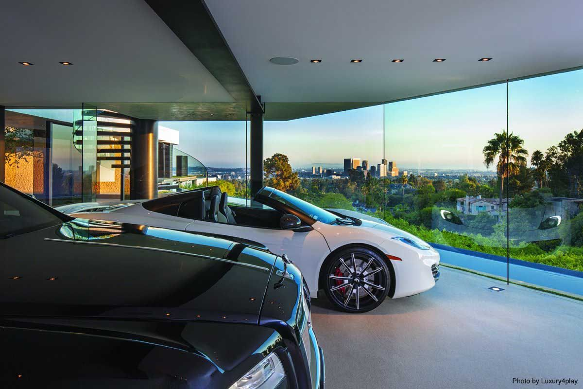 How To Create A Man Cave Garage Modern Mansion Beverly Hills Mansion Mansions