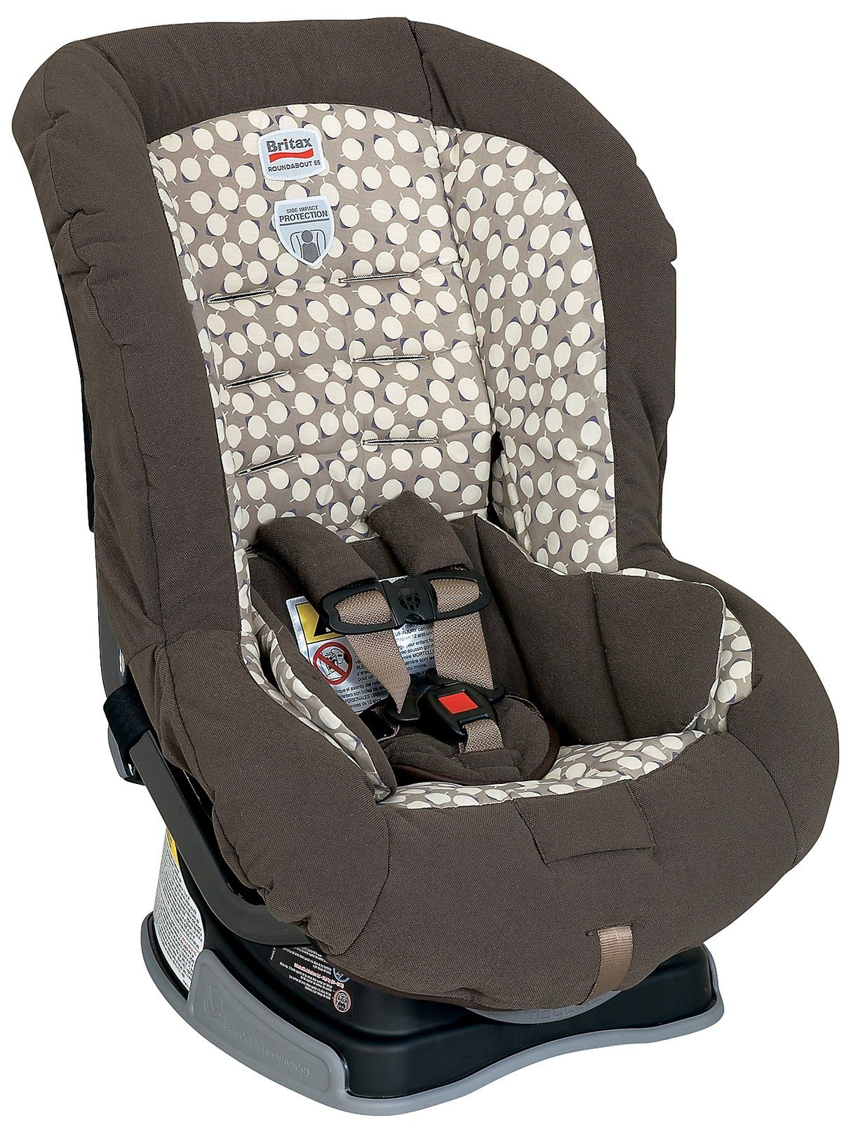 Britax Roundabout 55 Car Seat Gumdrop Car seats, Child