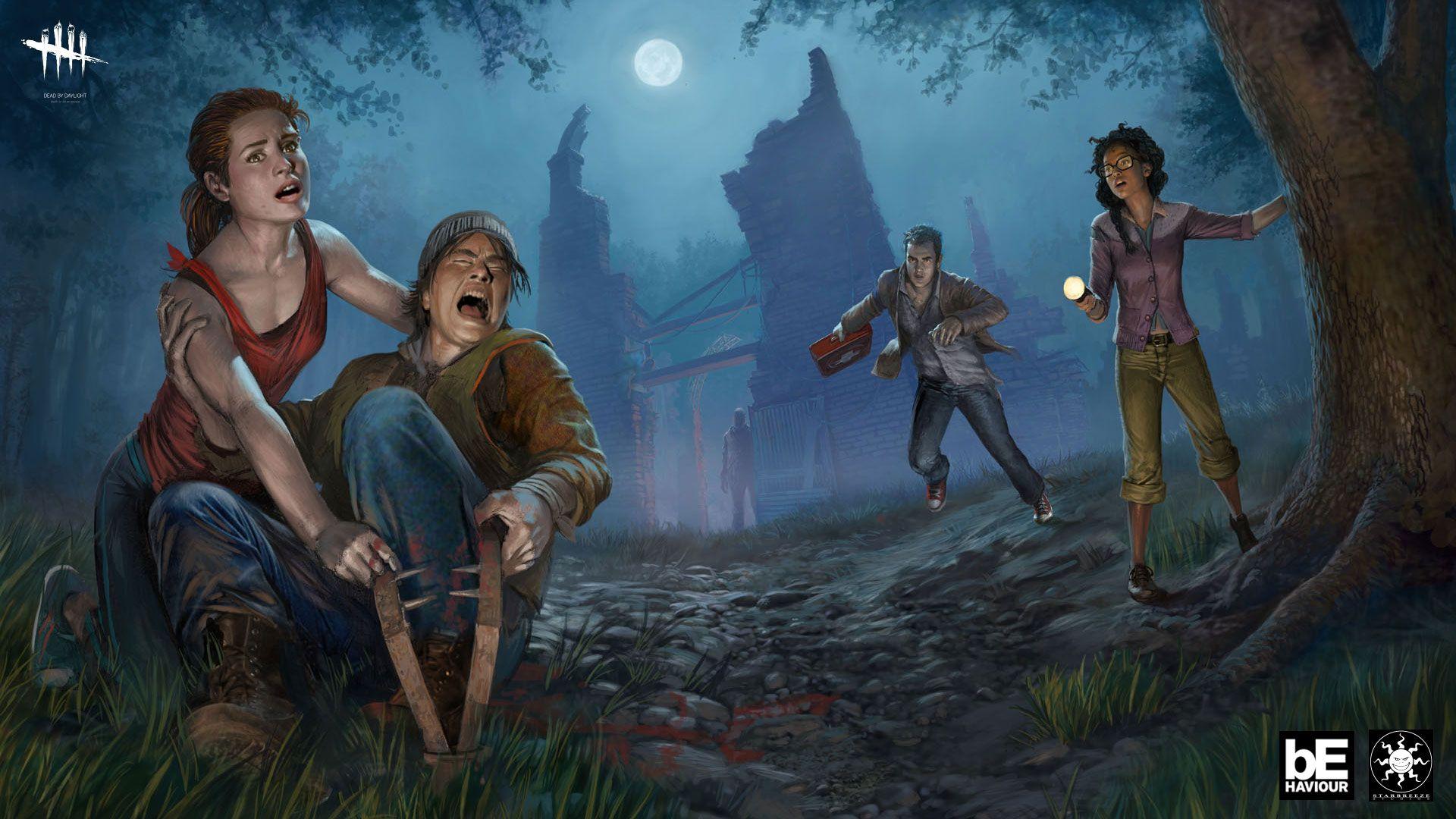 Pin by Валерия on Lady Bug comics Games, Gamer news, Horror