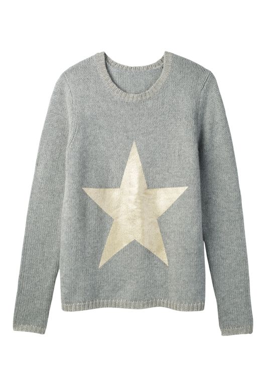 Gold Star Jumper from hush