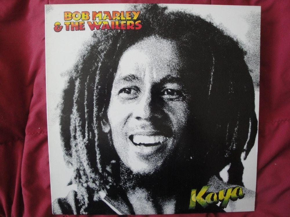 Bob Marley Amp The Wailers 034 Kaya 034 Vinyl Lp 1983 Island Records Re Issue Ex Bob Marley The Wailers Reggae