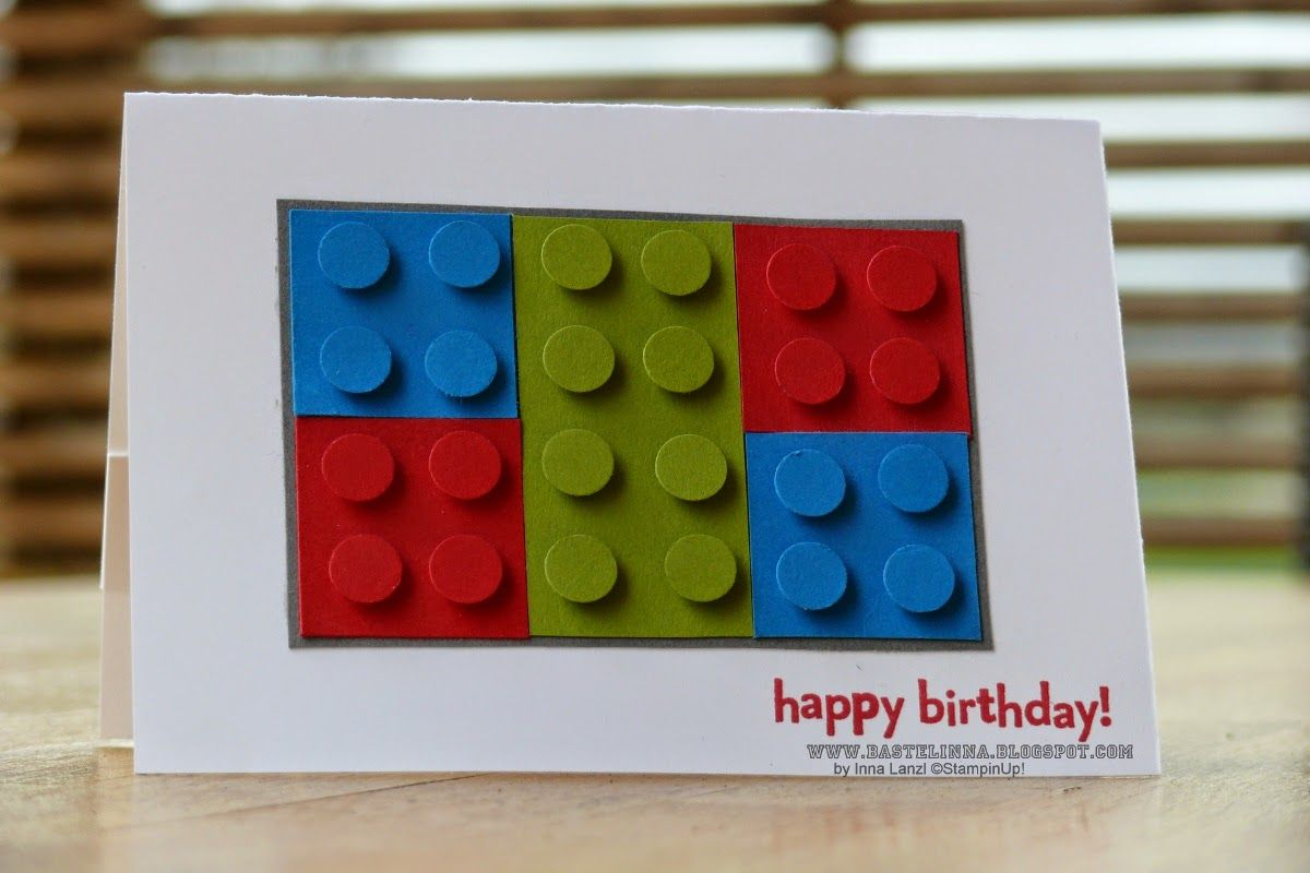 Bastelinna: Lego, Lego, Lego....