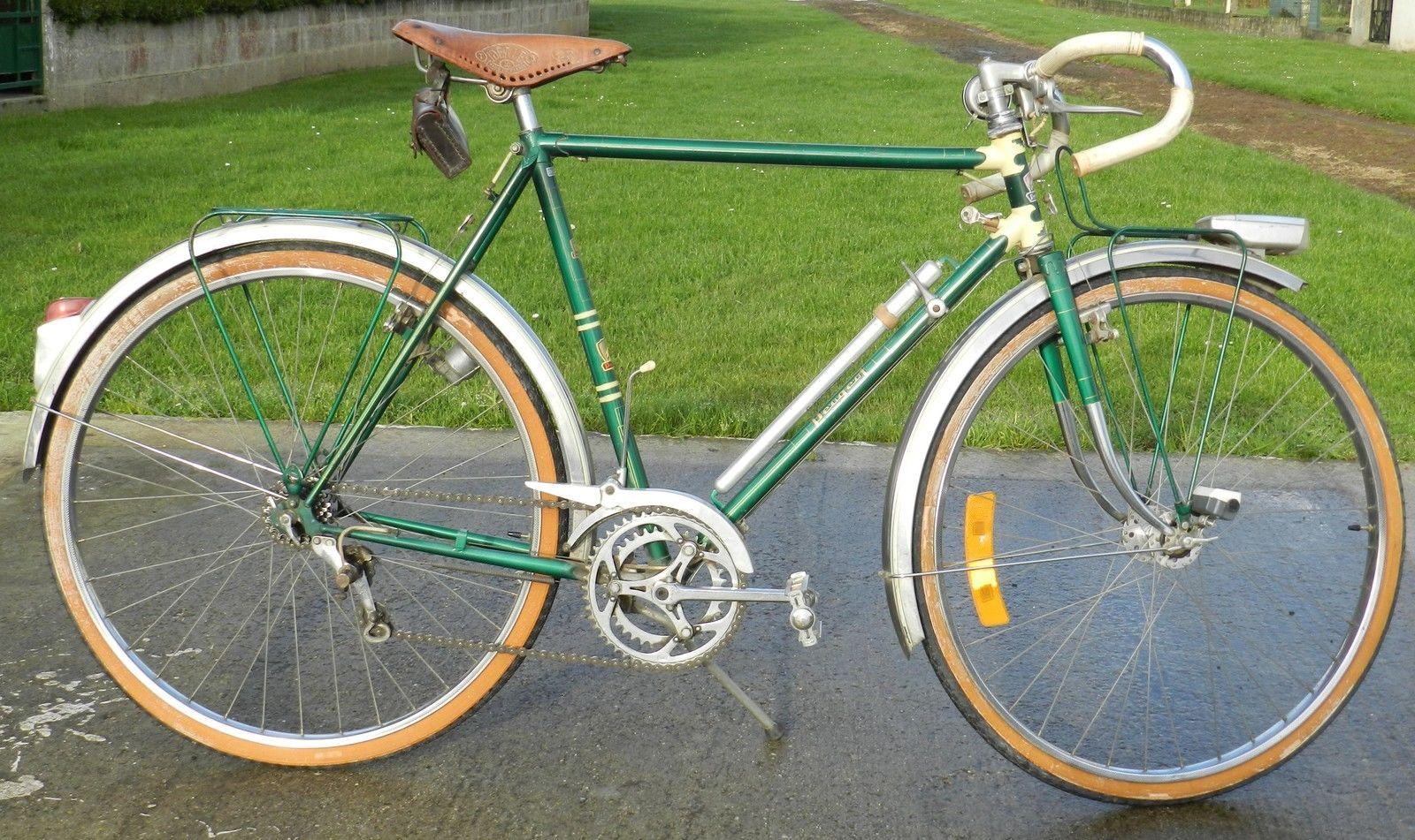 vintage bike peugeot inoxydable tube special allege peugeot juy