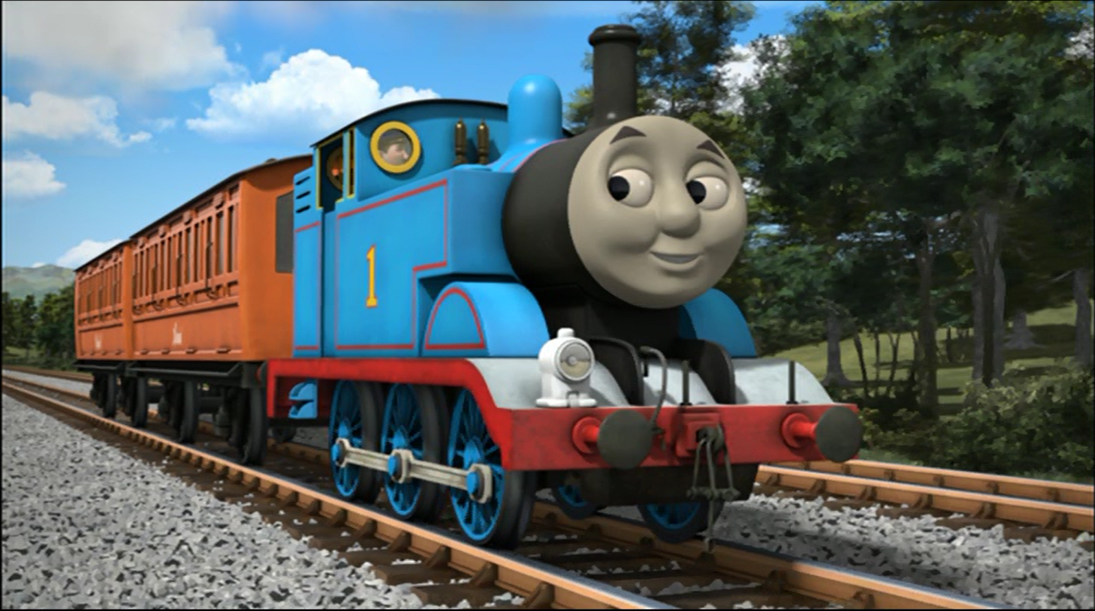 Thomas with Annie and Clarabel  | Nostalgia/ Old Cultural