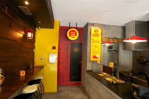 Fast Food Restaurant Interior Design Ideas That You Should Focus On Dizajn Kafe Kafe Interer