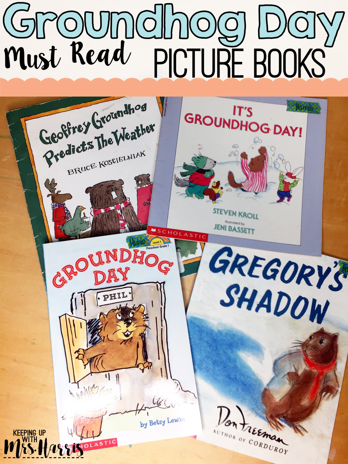 Celebrating Groundhog Day In The Elementary Classroom