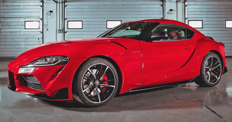 تويوتا جي آر سوبرا 2020 الجديدة كليا الأسطورة الرياضية المنتظرة بحل ة عصرية جديدة موقع ويلز Toyota Supra Toyota New Toyota Supra