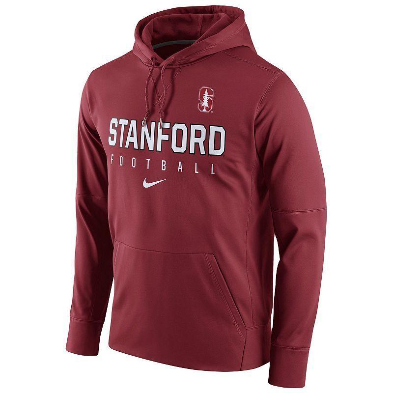Men's Nike Stanford Cardinal Circuit Performance Hoodie, Size: