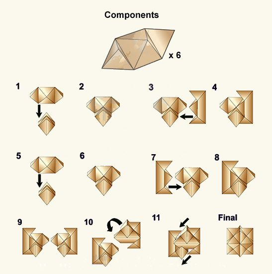 star puzzle solution | Hobbies & Crafts | Wooden puzzles, Chess