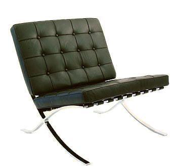 Hola barcelona, your travel solution. Bauhaus Stuhl - Barcelona Lounge Chair - Entwurf Mies van ...
