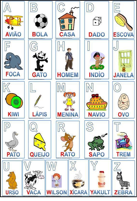 Build Your Brazilian Portuguese Vocabulary Com Imagens