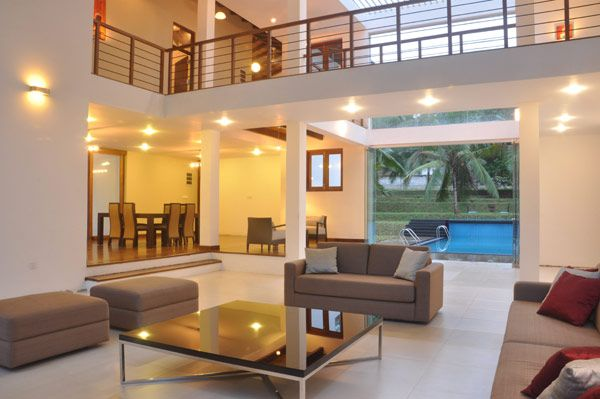 House Imposing Modern Architecture In Sri Lanka Chamila