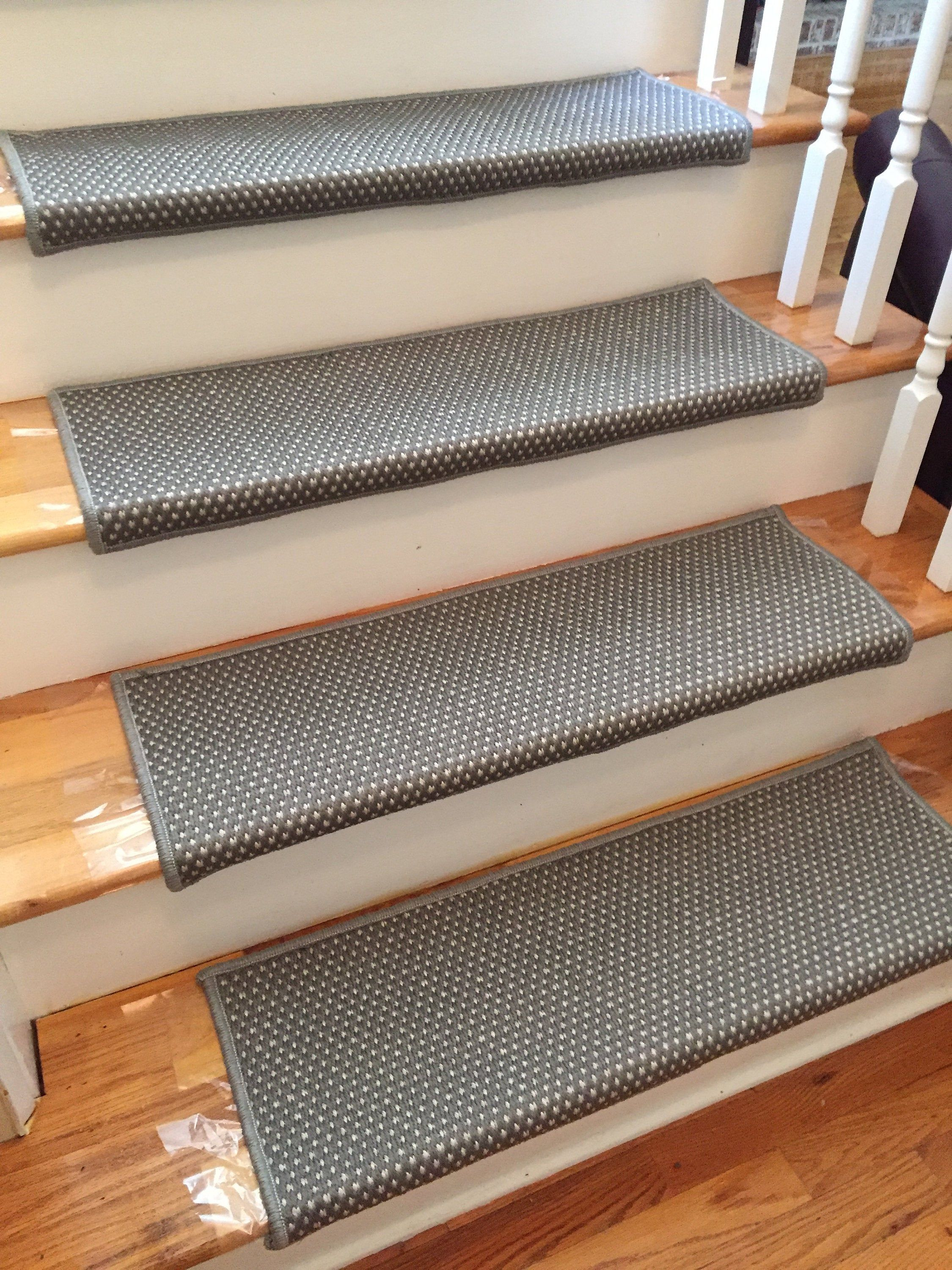 Corolla Sandpiper B Flatweave 100 Uv Stable True Bullnose Padded Carpet Stair Tread Runner Replacement Style Comfort Safety Sold Each Carpet Stair Treads Stair Treads Flat Weave