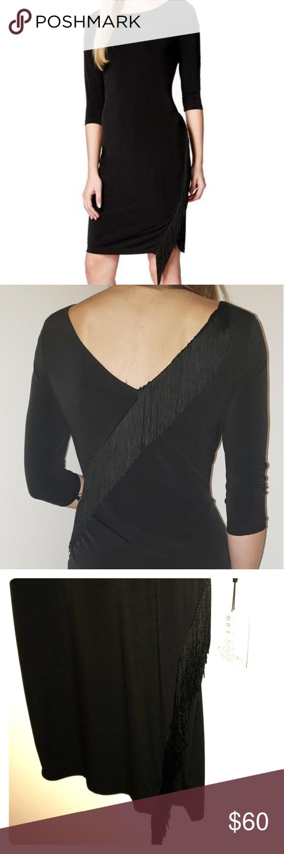 Black mini dress nwt my posh closet pinterest