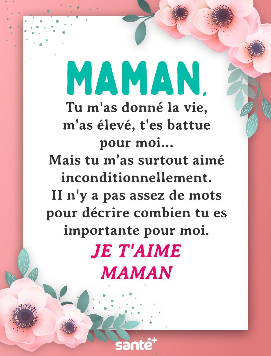 Citations Citation Fete Des Meres Texte Fete Des Meres Texte Pour Maman