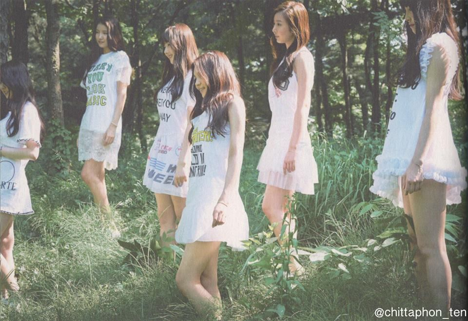 "GFRIEND Flower Bud ""The 2nd Mini Album"" (Dengan gambar)"