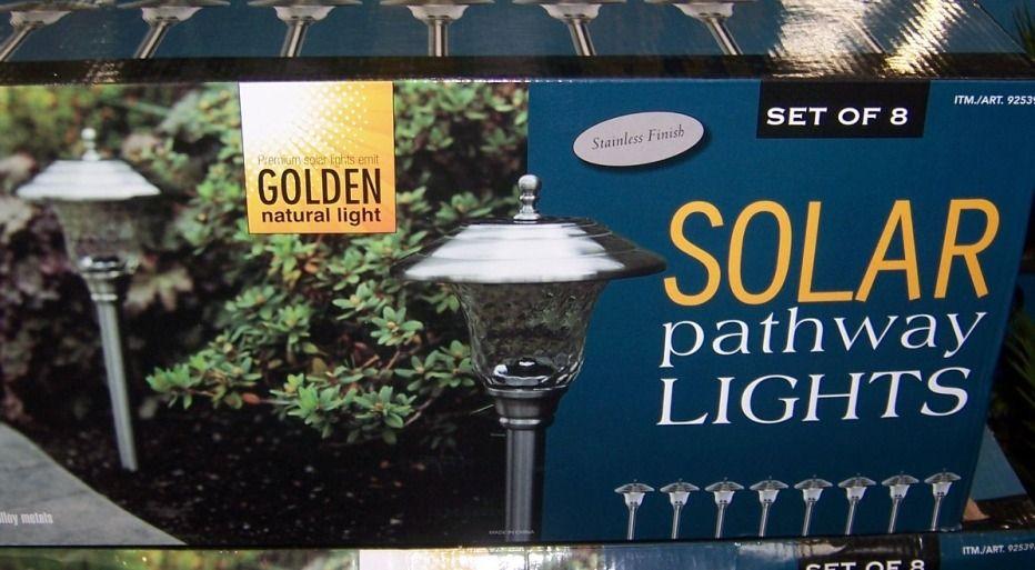 Captivating Costco Garden Lights   The 2 Minute Gardener: Photo   Solar Gardens Lights  At Costco