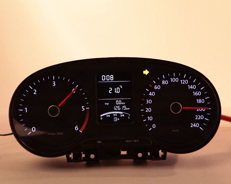 Using a real car dashboard with Arduino and CAN BUS shield for ...